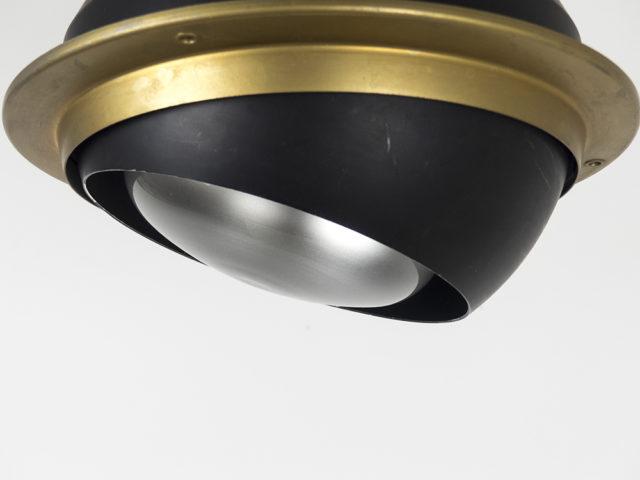 Set of 4 model SP20 recessed ceiling lights