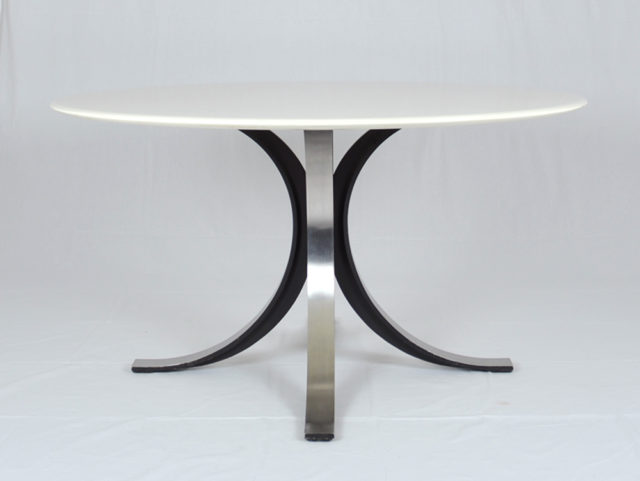 Mod. T69 round table for Tecno