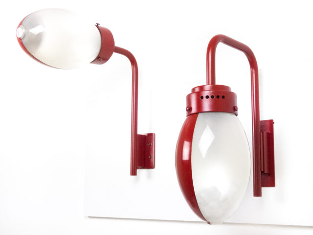 Mod. 141 and mod. 3052 wall lights for Arteluce