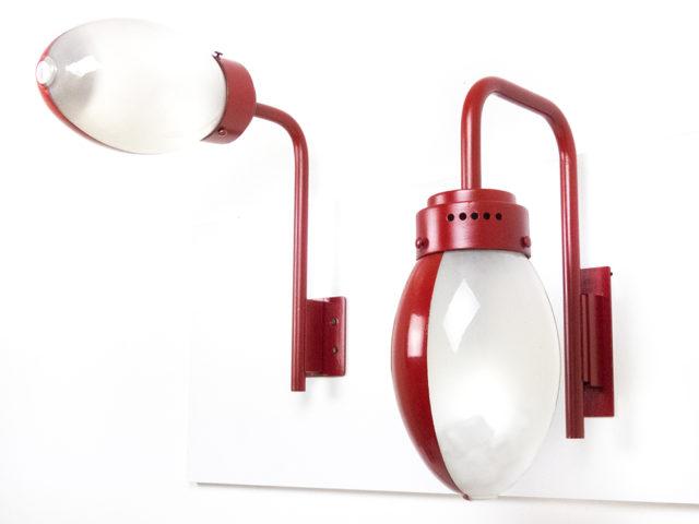 Mod. 141 and mod. 3052 wall lights for Arteluce