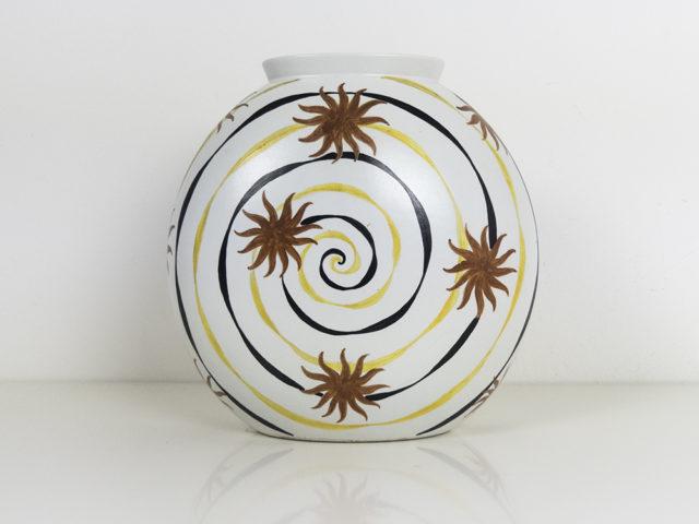 Model 1316 vase for S.C.I. Laveno