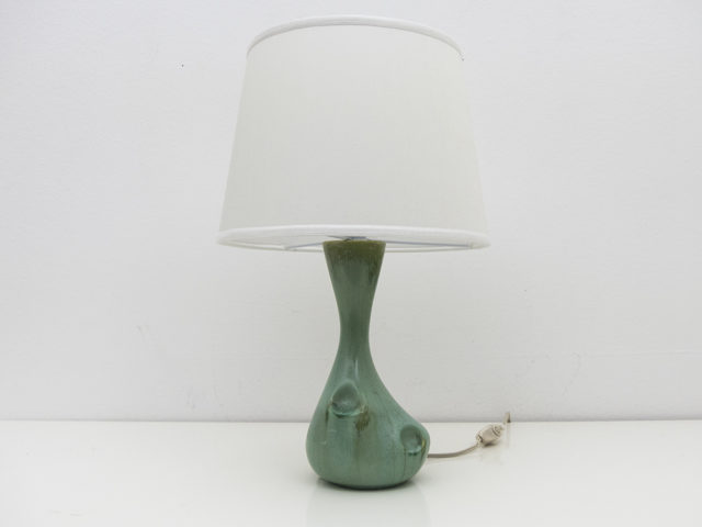 C231 Ceramic table lamp for S.C.I. Laveno