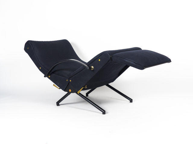 First edition P40 lounge chair for Tecno