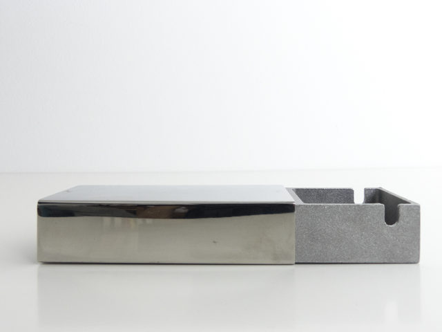 Cipro double ashtray for Danese