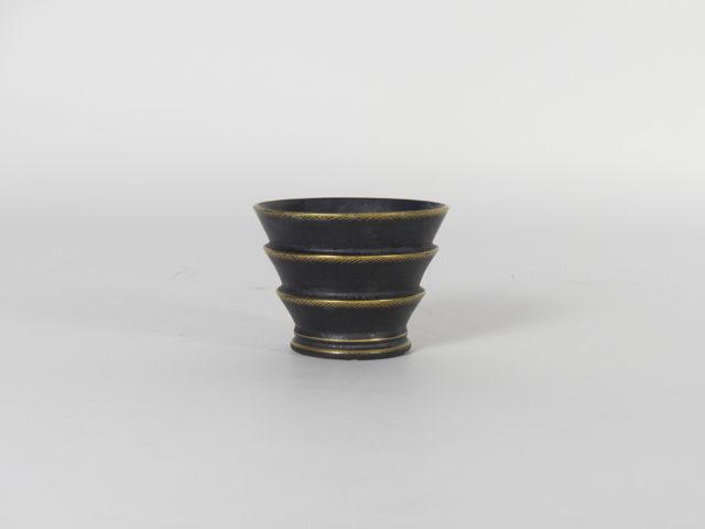 """""""Caprera"""" cachepot for Società Ceramica Italiana"""