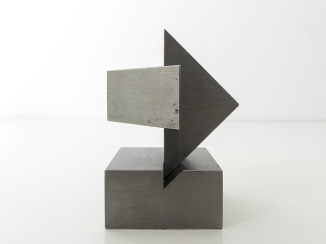 Modular sculpture for Tecno