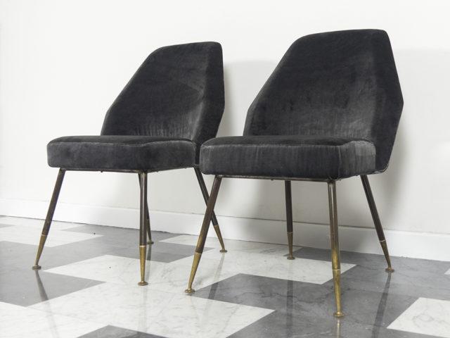 "Set of 2 ""Campanula"" armchairs for Arflex"