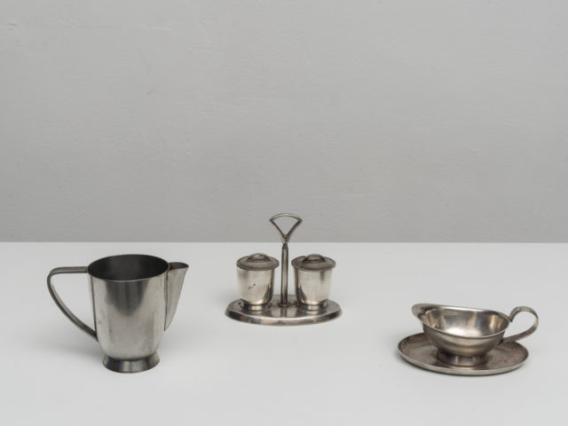 Serving set for Fratelli Calderoni