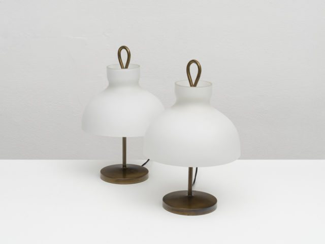Pair of Arenzano Piccola table lamp for Azucena