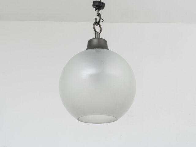 """Mod. LS10 """"Boccia"""" pendant lamp for Azucena"""
