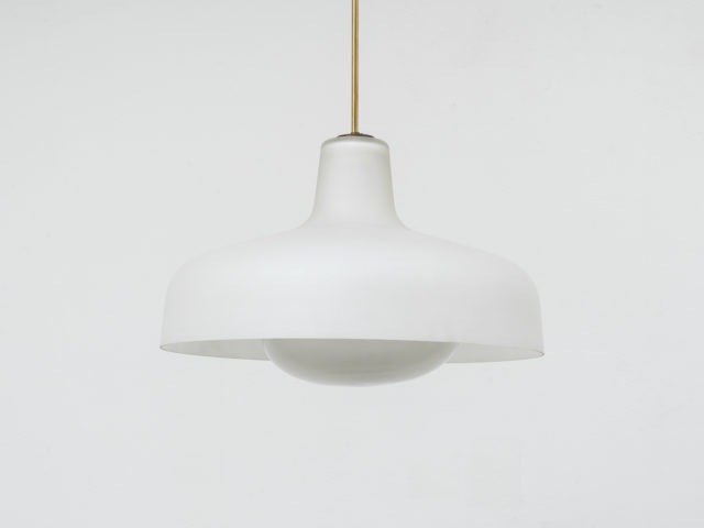 "Pair of Mod. LS7 ""Paolina"" pendant lamp for Azucena"