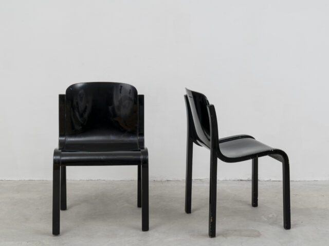 Pair of Mito chairs for Tisettanta
