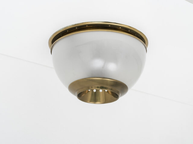"""LSP3 """"Mezzo pallone"""" ceiling or wall lamp for Azucena"""