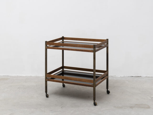 """Filiberto"" bar cart for Adrasteia"