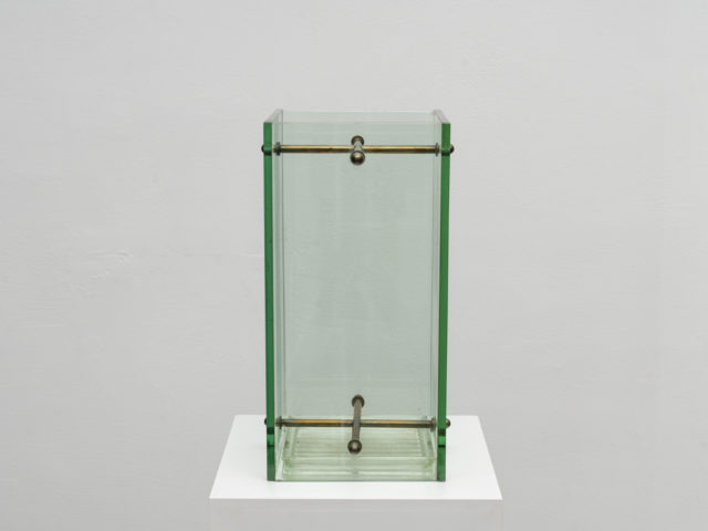 Umbrella stand for Fontana Arte
