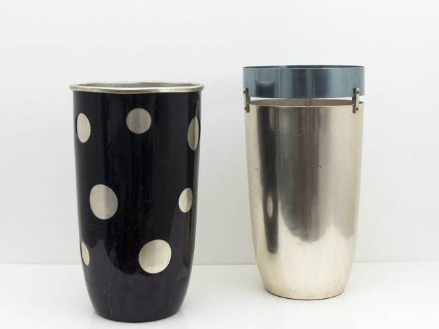 Set of 2 umbrella stands for Rinnovel