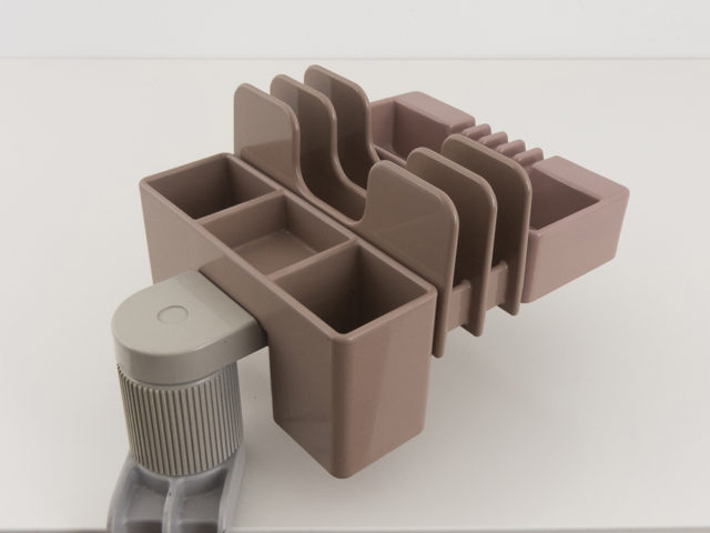 4 pieces clamp desk organizer for Olivetti Synthesis