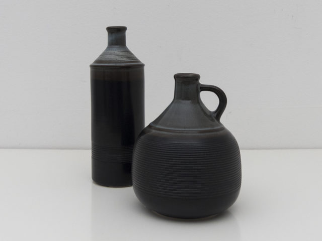 Set of 2 ceramics vessels for Laboratorio Pesaro