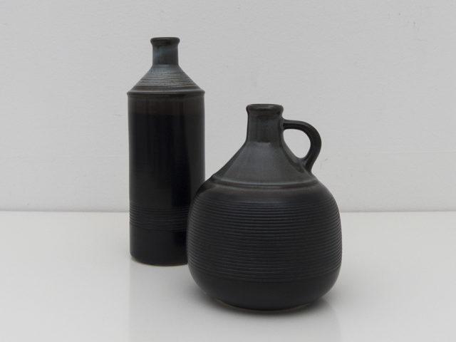 Set of 2 ceramics vessels for Laboratorio Pesaro