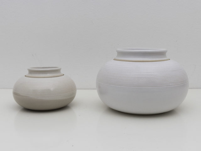 Set of 2 convertible vases for Laboratorio Pesaro