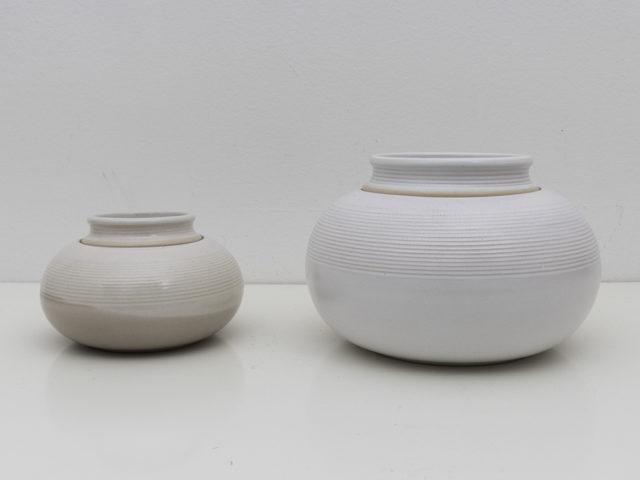 Set of 2 convertible vases for Laboratorio Pesaro