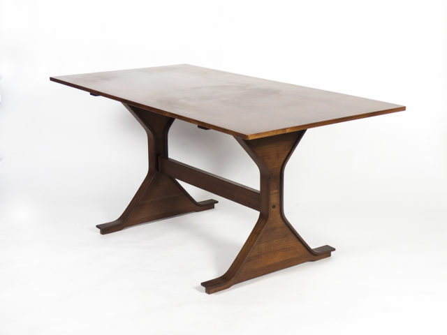Mod. 522 table or desk for Bernini