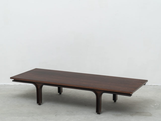 Mod. 514 low table for Bernini