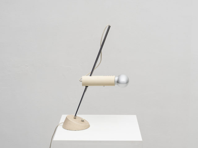 Mod. 566 table lamp for Arteluce