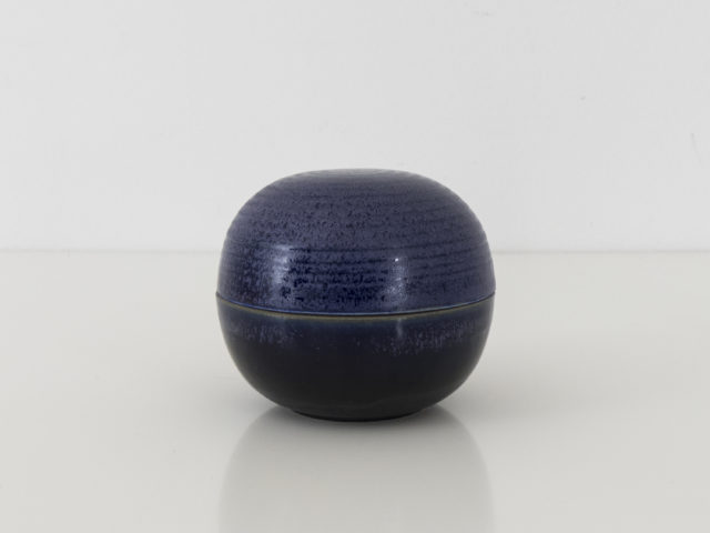 Small lidded box for Ceramica Arcore