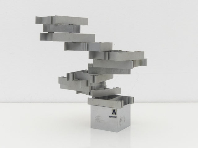 Kinetic movable sculpture for Arform