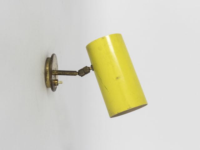 Mod. 33 directable wall light for Arteluce