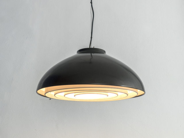 Pendant light mod. 2082/N for Arteluce