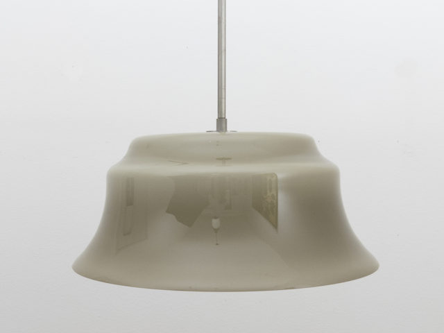 """Merope"" glass pendant light for Artemide"