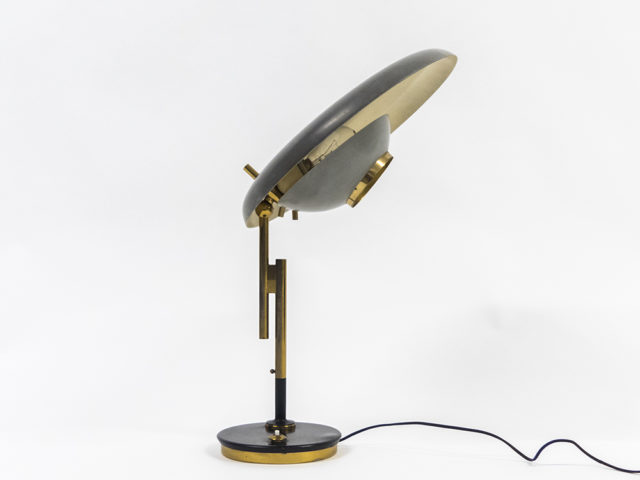 Mod. 555 table lamp for Lumi Milano
