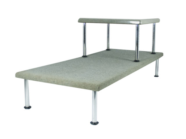 Daybed and table for Arbo